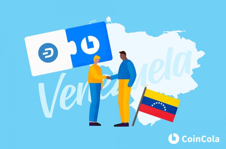 CoinCola to offer Dash and promotional offers for Venezuelan users