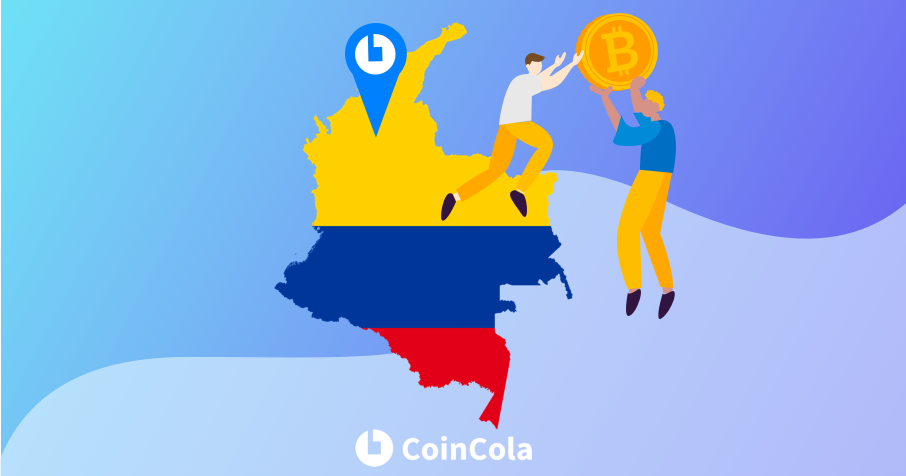 buy bitcoin in colombia