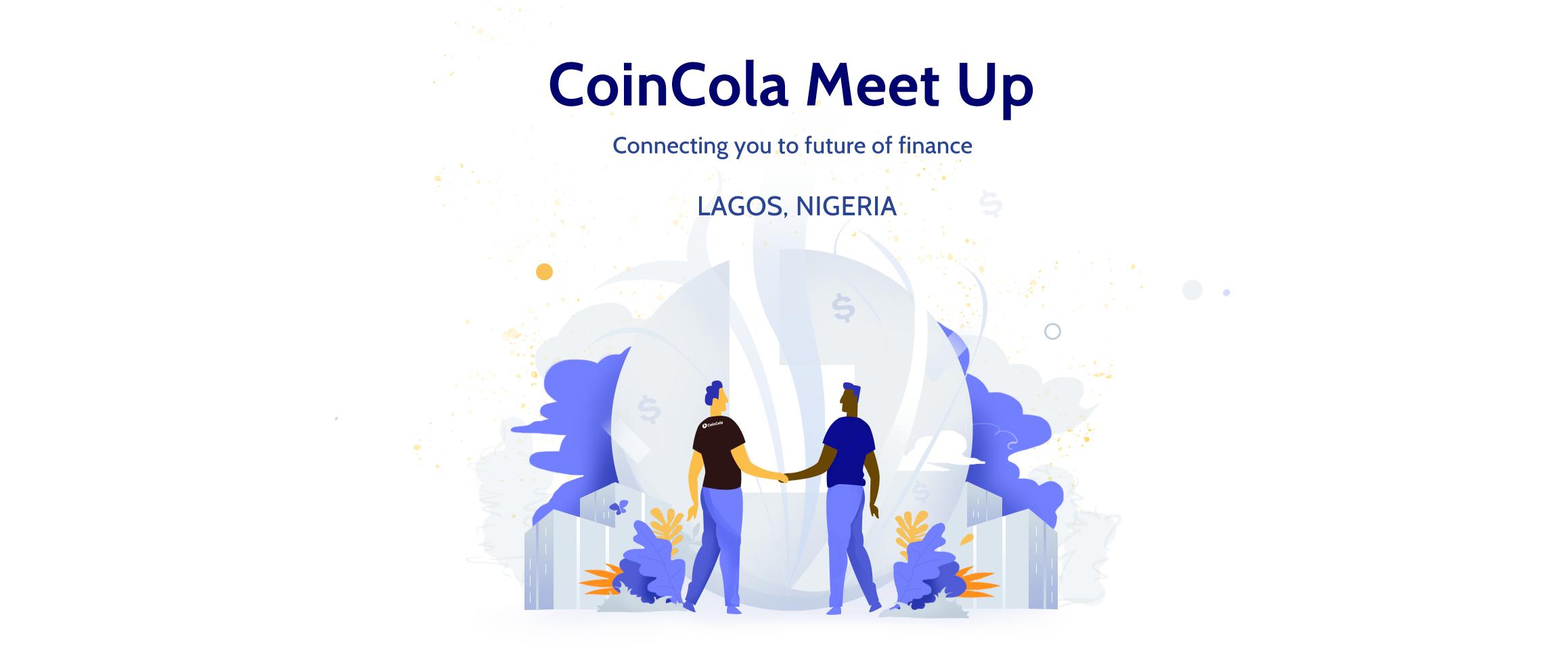 Coincola meet up in Nigeria