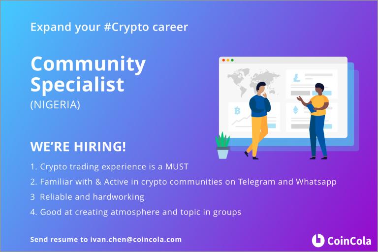 Coincola Is Hiring In Nigeria! - Jobs/Vacancies - Nigeria