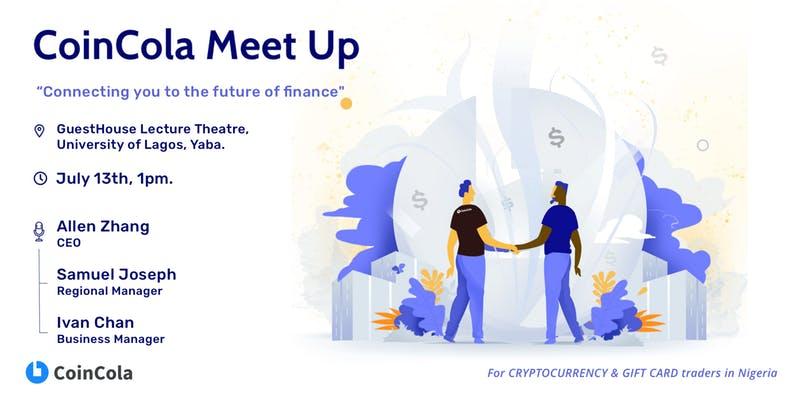 CoinCola Meet Up in Lagos, Nigeria – CoinCola Blog